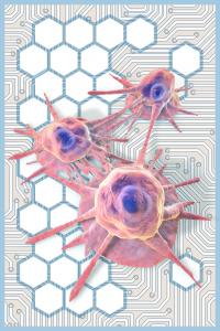 Cancer Nano Tech illustration